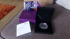 2017 le centenaire de la Maison de Windsor £ 5 LB (environ 2.27 kg) Coin Silver Proof L/E 02995