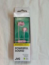 jvc headphones pink (ha-fr15-lp)