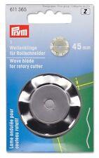 Prym 1 Wellenklinge für Rollschneider mit 45mm Klingen, Prym-Nr. 611 365   #5599