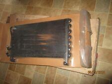 NOS CHEVROLET VEGA,VEGA GT 1971,1972,1973 A/C CONDENSER IN GM DELCO BOX