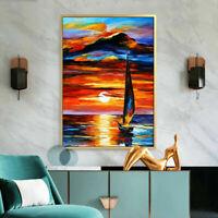 CHENPAT1471 100% handmade painted oil painting ocean landscape art on canvas