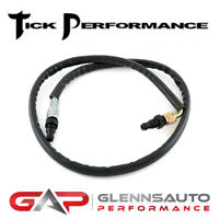 Tick Performance Braided Stainless Clutch Line-10-15 Camaro & 09-15 CTS-V-TP5GBL