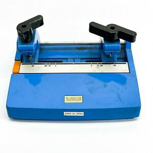 Vanguard Vintage Heavy Duty Paper Drill 2 Hole, 2 Hole Punch  <D117