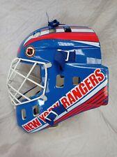 Casque Hockey New York Rangers