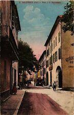 CPA Salernes - Rue Rousseau (275953)