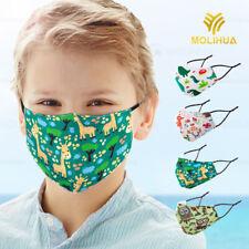 Kindermaske mit Mode Muster Stoffmaske Gesichtsmaske Behelfsmaske Baumwolle DE