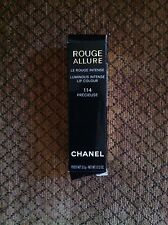 Chanel Rouge Allure Lipstick Luminous Intense Lip Colour 114 Precieuse .12oz NEW