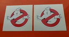 GHOSTBUSTERS ghost buster Adesivo Decalcomania Grafica Vinile etichetta 90mm x 78mm