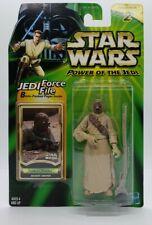 Star Wars Power of the Jedi - Tusken Raider -  Action Figure - 2000 Hasbro