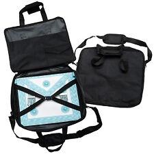 More details for new quality masonic mm/wm regalia soft case / apron holder shoulder bag