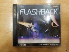 Flashback Cd-I RETRO VINTAGE GAME for Philips Cdi UK gunuine original