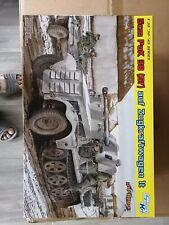 1/35 Dragon 5cm Pak 3 auf Zugkraftwagen