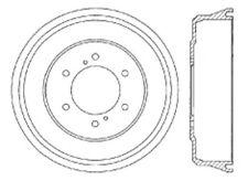 Brake Drum-C-TEK Centric 123.42022, Fit Nissan D21 , Frontier , Xterra 4WD