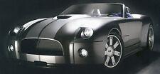 Ford Racing Cobra Shelby Race Car Rare Sport GT 1 18 Diecast Carousel Silver 24