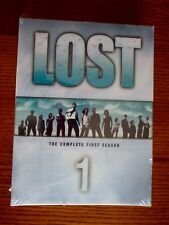 New Lost The Complete First Season DVDs Sealed with Bonus Widescreen Dolby 5.1
