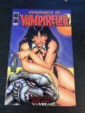 Vengeance Of Vampirella#4 Incredible Condition 9.2(1994) Buzz Cover!!