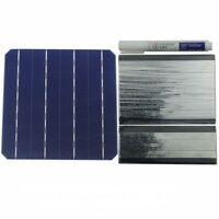 156MM 5W 6x6 Solar Cells Kits withTabbing Wire Flux Pen For Mono Solar Panel