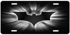 Batman The Dark Knight Aluminium License Plate Highest Quality For All Vehicles
