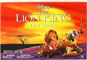 Retro '90s Disney Lion King Board Game - Deluxe Wooden Edition - Brand New