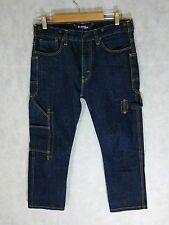 Junya Watanabe MAN 2008 Carpenter Low Crotch Jeans Comme des Garcons S