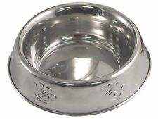 Cat Stainless Steel Dishes, Feeders and Fountains
