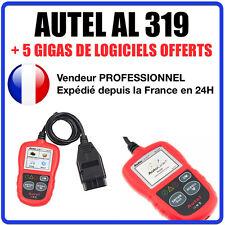 Valise Appareil Diagnostique Pro Multimarque En Français - Obd2 Diagnostic AL319
