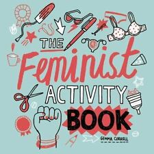 Feminist Activity Book by Gemma Correll - Seal Press -