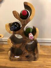 Wine-rack-12-holes-solid-Chamca-wood-handmade-handcrafted  Wine-rack-12-holes-s