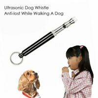 Pet Dog Puppy Training Obedience Whistle Adjustable Ultrasonic Sound Tools