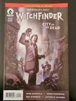 WITCHFINDER: City of the Dead #1 (of 5) (2016 DARK HORSE Comics) ~ VF/NM Book