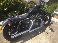 Harley Davidson iron 1200 cc