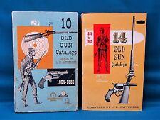 OLD GUN CATALOGS 1864-1880; 1859-1902