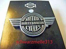 Harley DAVIDSON motorcicles-pin-Black-Chrome NEUF
