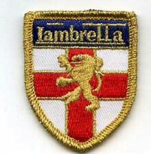 LAMBRETTA ENGLAND PATCH (MBP 025)