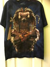 The Mountain T Shirt Tie Dye Egyption Eagle  Eye Of Ra Men's Large