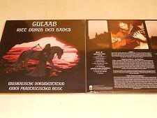 GULAAB - Ritt Durch Den Hades - LP reissue of 1979 -rar psychedelic Krautrock