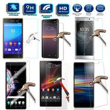 Tempered Glass Screen Protector For Sony Xperia 1 10 X XA1 XA2 XZ1 XZ2 XZ4 Z5