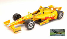 Honda Indy Car #28 Accident Ryan Hunter Reay 2015 1:18 Model 10967 GREEN LIGHT