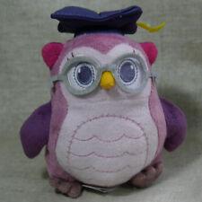 "Doc McStuffins friend  professor hootsburg Owl 6"" Stuffed Doll Plush"