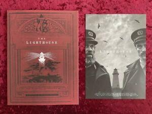 The Lighthouse (2019) - Robert Eggers Jyunji Ito Japanese Movie program + Flyer