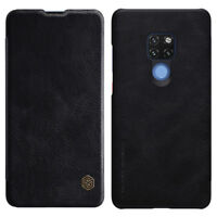 NILLKIN Qin Series Card Slot Leather Shell Case Cover for Huawei Mate 20