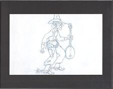 TALES FROM THE CRYPTKEEPER Original Production Drawing Nelvana