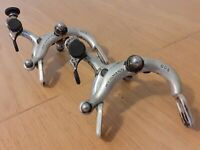 Bleu RALEIGH BURNER Old school BMX MX Type Frein Leviers genuine new old stock