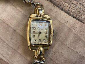Vintage Ladies Hermes Mechanical/Manual Watch-17Jewels. All Working