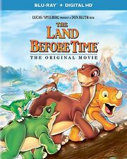 THE LAND BEFORE TIME : ORIGINAL MOVIE  -  Blu Ray - Region free