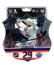 Leon Draisaitl Edmonton Oilers Import Dragons Action Figure L.E. /3500