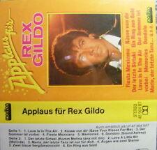 Musikkassette Rex Gildo / Applaus für Rex Gildo