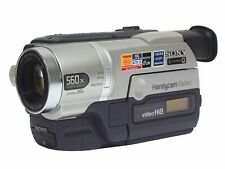Sony Handycam CCD-TRV208E Hi8 Camcorder - 8mm Video Camera Recorder