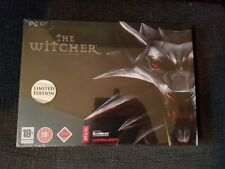 The Witcher 1 Collector's Edition Limited PC English version *Sealed*