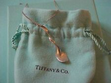 """Tiffany & Co Sterling Silver Frank Gehry Orchid 16"""" Necklace"""